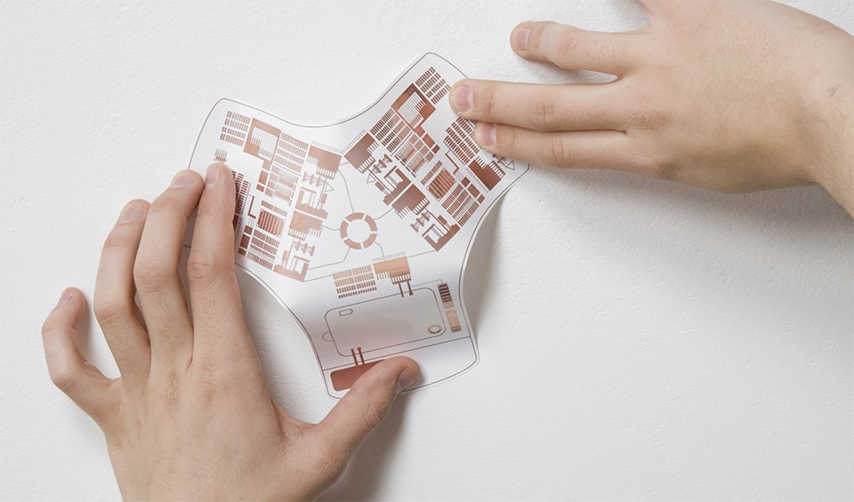 Printed electronics - cross industry innovation