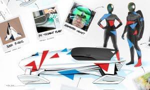 Creax-bobsleigh