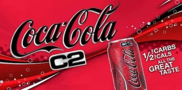 new product fail - Coca Cola C2