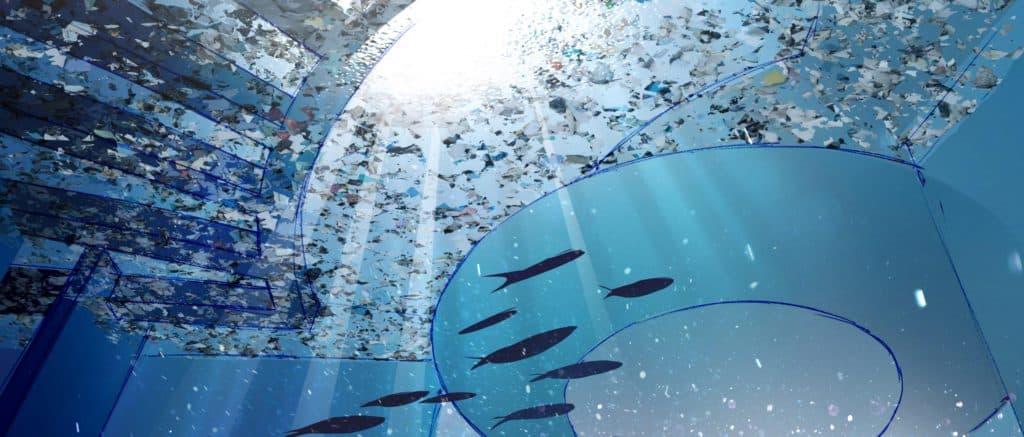 Product innovation - compîle sea filter plastics