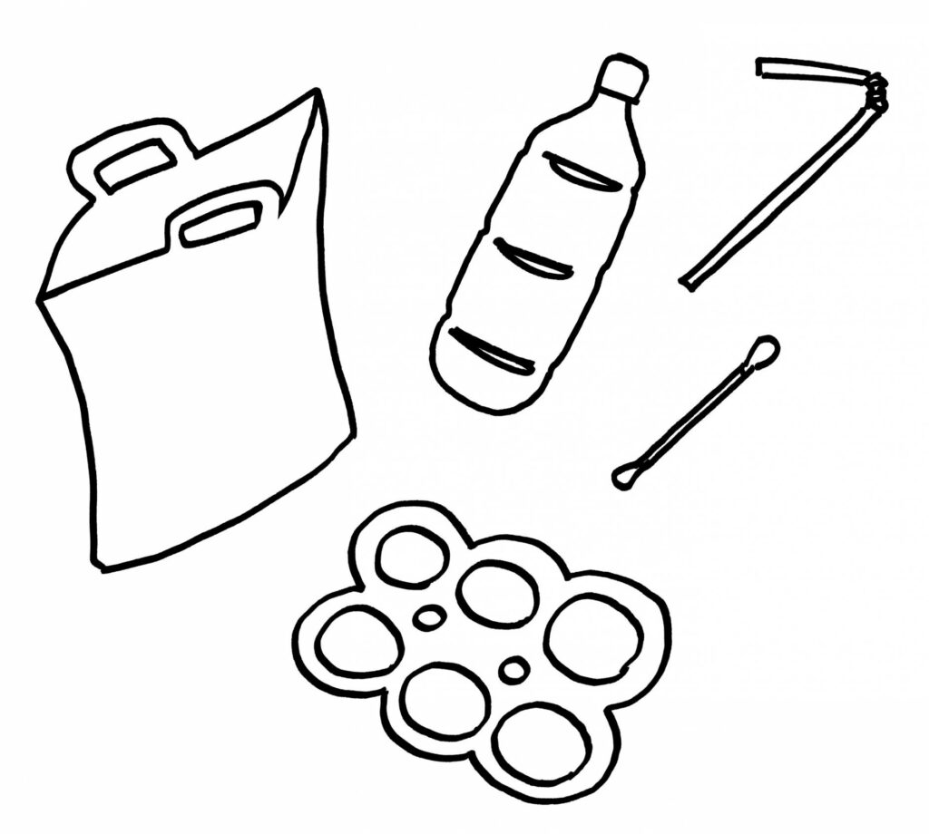 CRT - plastic soup - alternative products