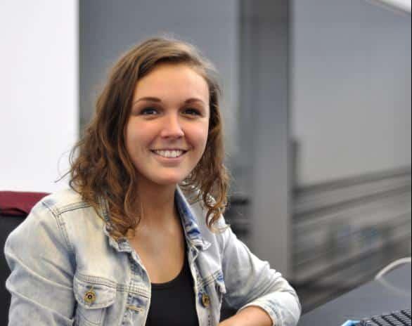 Cléolia Da Silva - Office Assistant - creax