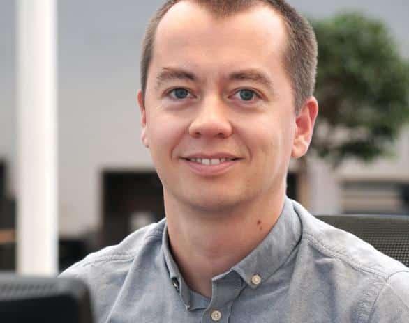 Kevin De Caluwé - New Business Development Manager - creax