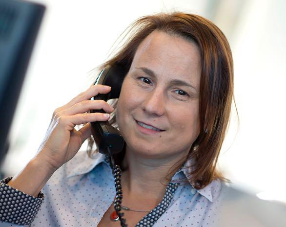 Sigrid Desanghere - Sales back office manager & HR coordinator - creax