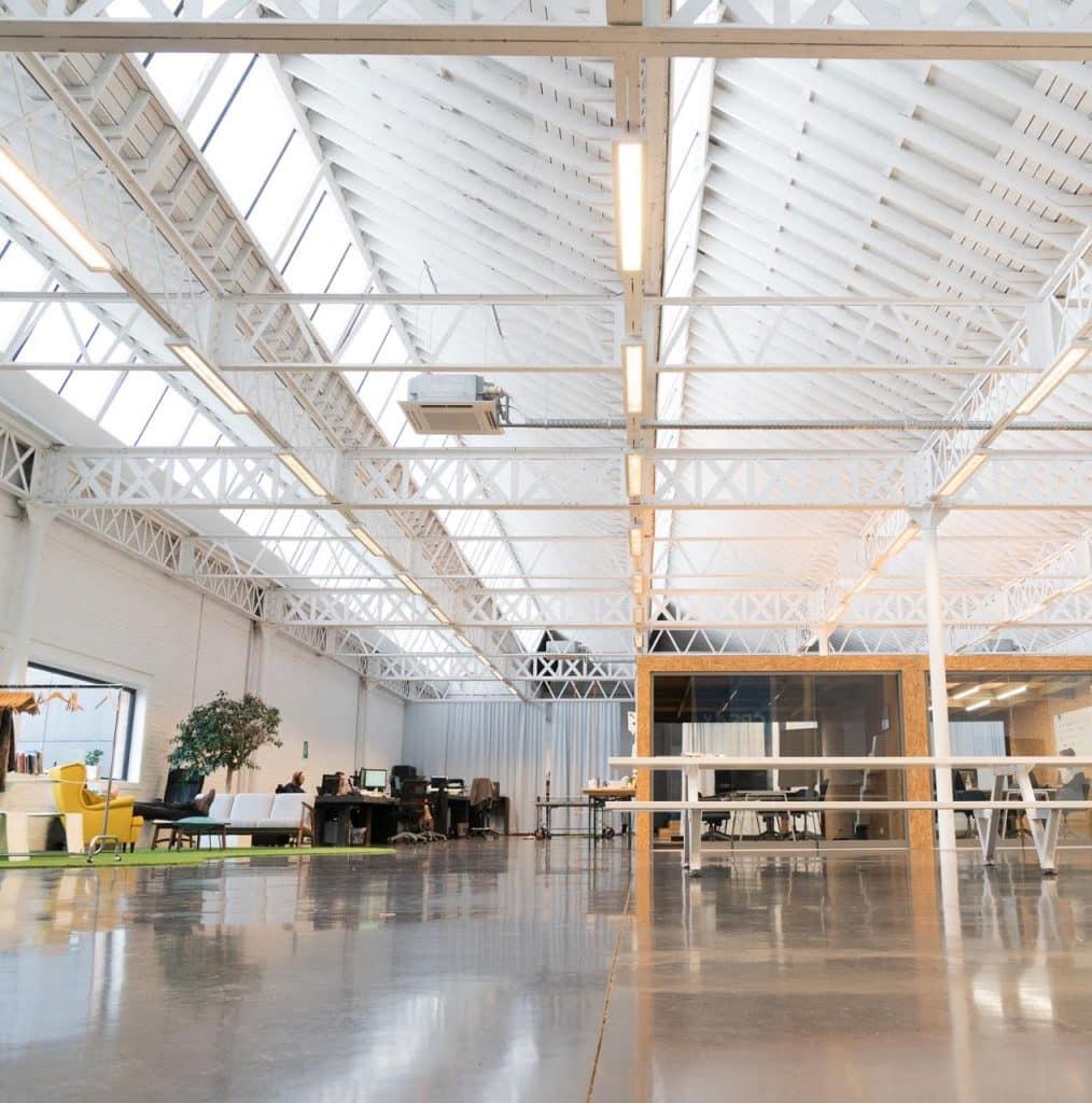 Offices of Innovation expert creax in Belgium