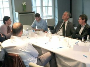 Innovation roundtable - innovation workshop with creax