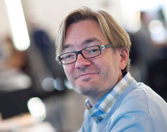 Jef Vandenberghe - Managing Partner - creax