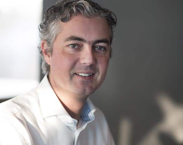 Mathieu Mottrie - Managing Partner - CEO - Creax