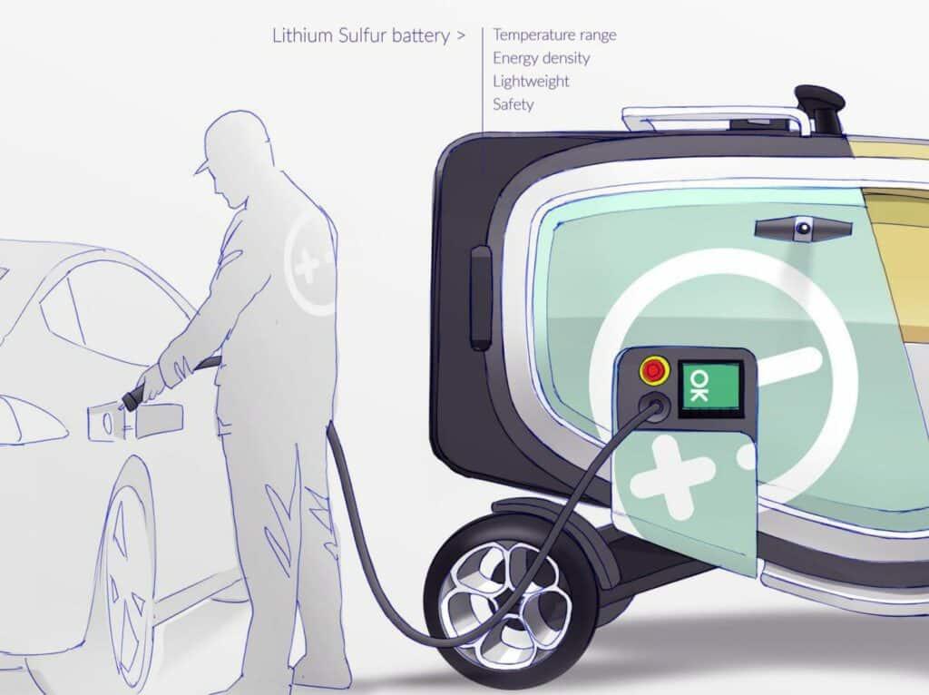 Battery car - new product development
