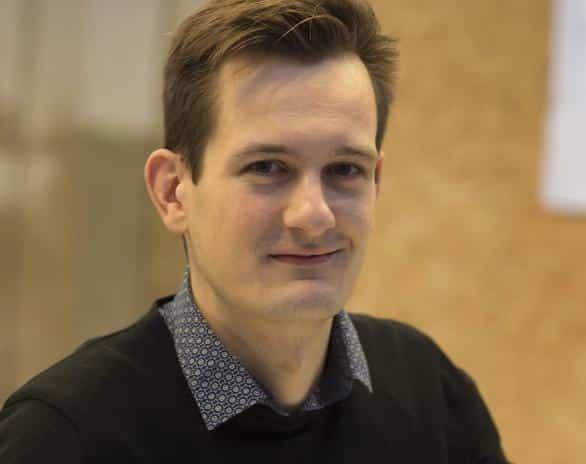 Simon Desnerck - Project Coordinator - creax