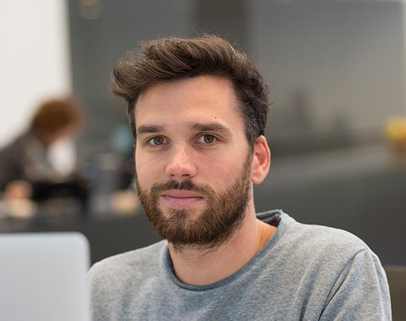 Tobias Corne - Innovation Engineer - creax