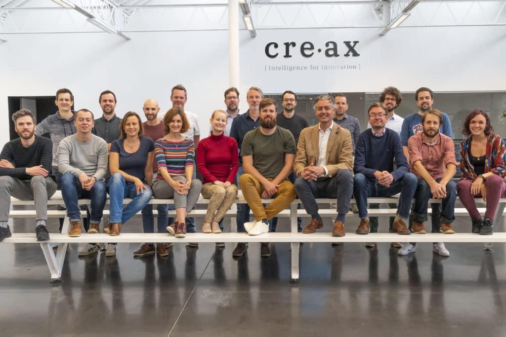 Creax innovation Kortrijk