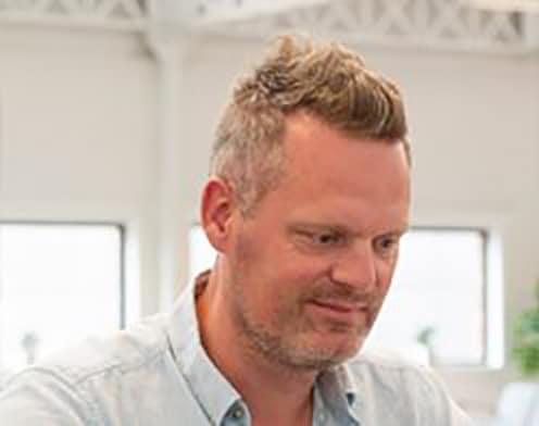 Jeroen Thibaut - marketing copywriter kortrijk creax innovation team