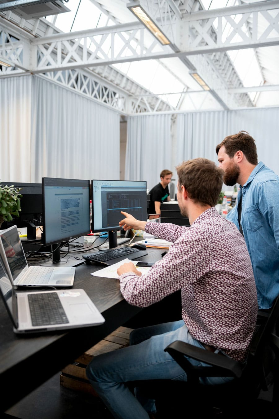 Job opening full stack developer Creax Kortrijk
