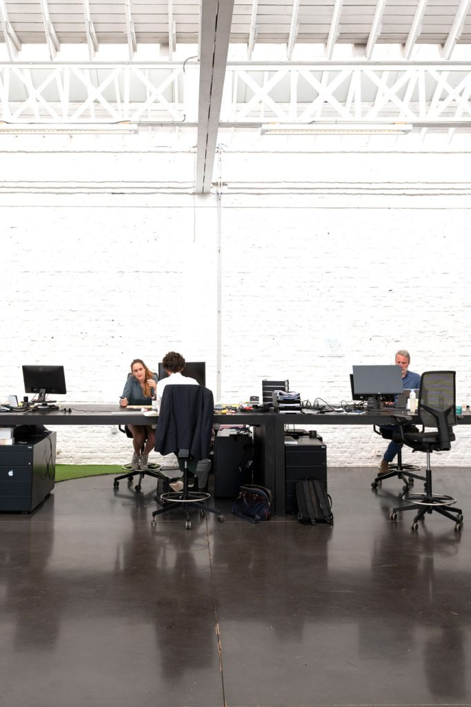 Job Sales back office Creax Kortrijk