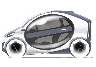 innovation electric car design prototype creativity